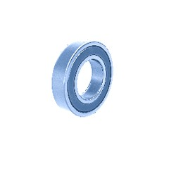 20 mm x 47 mm x 18 mm  PFI 62204-2RS C3 deep groove ball bearings