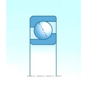 130 mm x 200 mm x 33 mm  NTN 7026UCG/GNP42 angular contact ball bearings