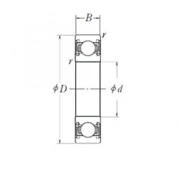 17 mm x 47 mm x 14 mm  NTN 2N2-6303EX3X9T2XLLVACM/L417QTS deep groove ball bearings