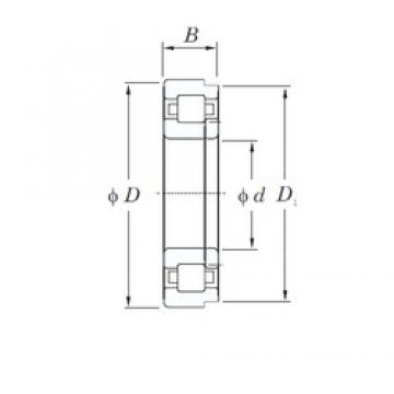 150 mm x 320 mm x 108 mm  KOYO NUP2330 cylindrical roller bearings