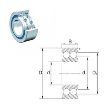 20 mm x 47 mm x 18 mm  ZEN S4204 deep groove ball bearings