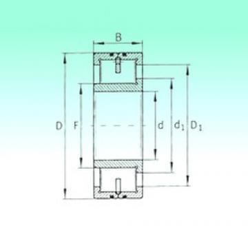 150 mm x 320 mm x 108 mm  NBS LSL192330 cylindrical roller bearings