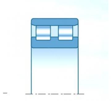 150 mm x 210 mm x 60 mm  NTN NN4930C1NAP4 cylindrical roller bearings